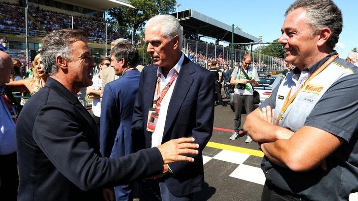 F1, Pirelli: «Nel 2018 strategie a due soste»