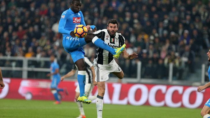 Napoli – Juventus, lotta tra leoni