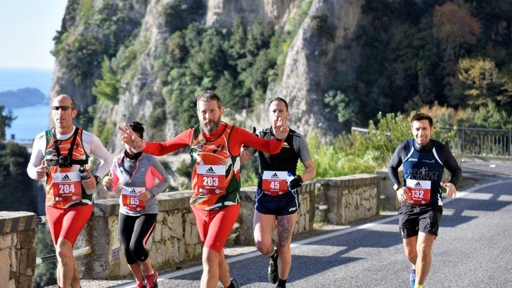 In 900 a per la Coast to Coast a Sorrento, un successo