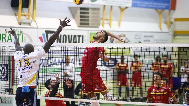 Volley: A2 Maschile, in campo già domani con tre anticipi del Girone Bianco