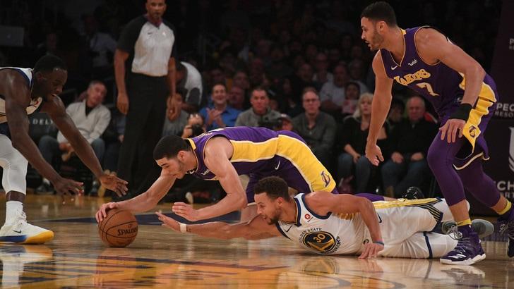 LaVar Ball provoca Curry: