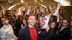 Del Piero, che festa in libreria con i tifosi!