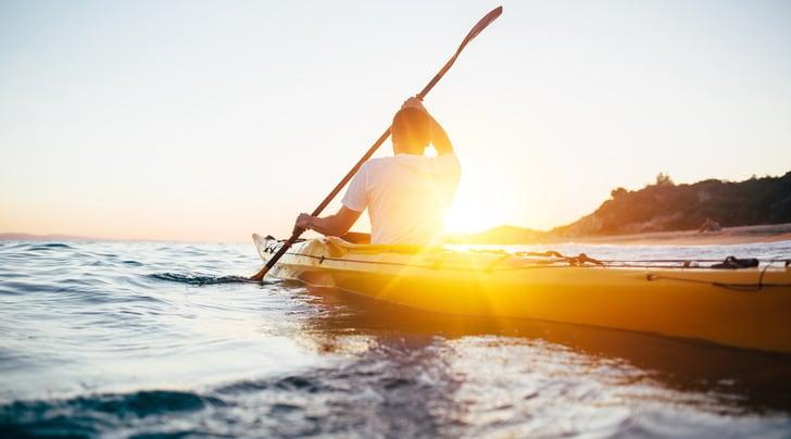 In Kayak alla scoperta del Golfo di Napoli