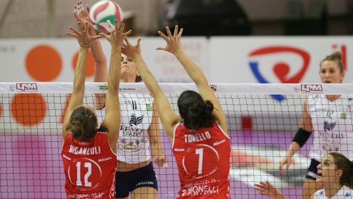 Volley: A2 Femminile, Soverato difende il primato contro Ravenna