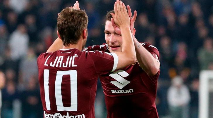 Serie A, Torino-Atalanta: formazioni ufficiali e tempo reale ore 20:45