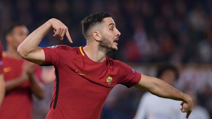 Serie A Roma, ufficiale: Manolas rinnova fino al 2022