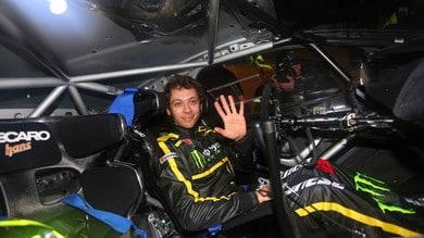Rally Monza, day3: Rossi parte in vetta