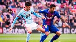 Liga: frenano Barcellona e Real, vincono Atletico e Siviglia