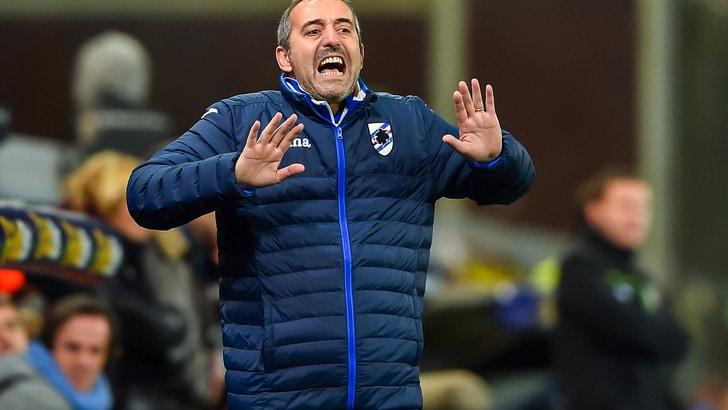 Serie A, Sampdoria - Lazio: ospiti favoriti a 2,10