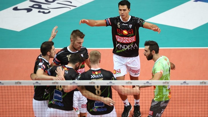 Volley: Superlega, Sora non può tornare al PalaGlobo, la Lega dice no