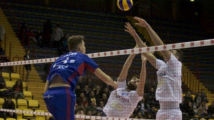 Volley: A2 Maschile, Girone Bianco: negli anticipi successi per Grottazzolina, Catania e Siena