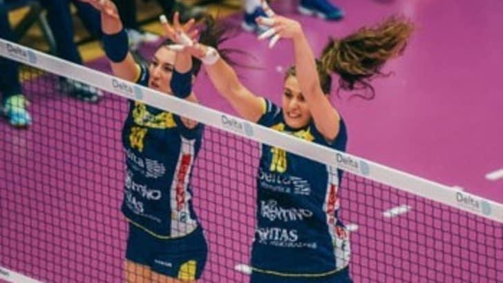 Volley: A2 Femminile, Trento a valanga su Perugia