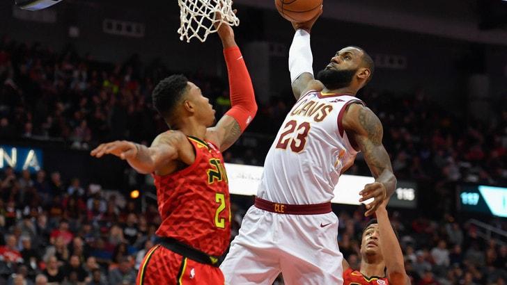 LeBron domina Memphis, Cleveland non si ferma più