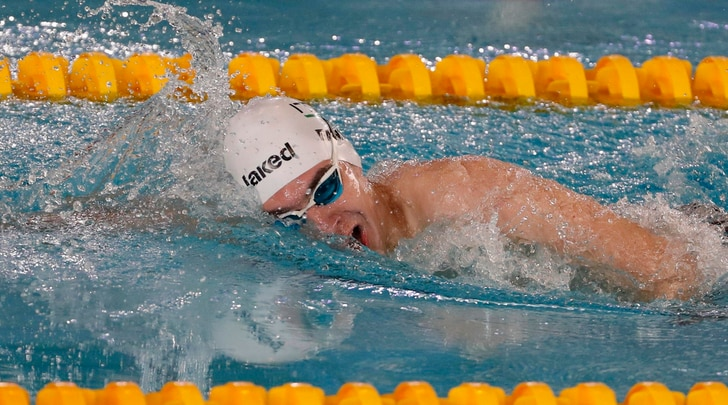 Nuoto, Mondiali paralimpici: subito otto medaglie per l'Italia