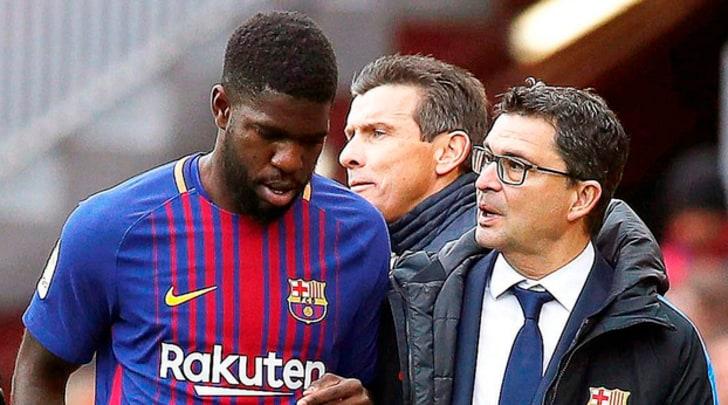 Calciomercato, Umtiti infortunato: il Barcellona ha tre alternative