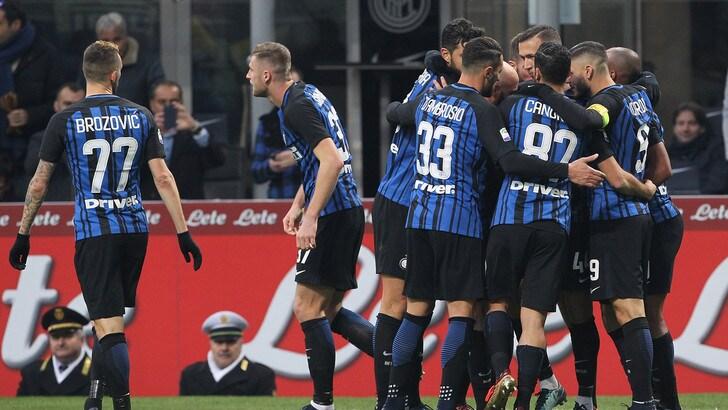 Serie A Inter-Chievo 5-0, il tabellino