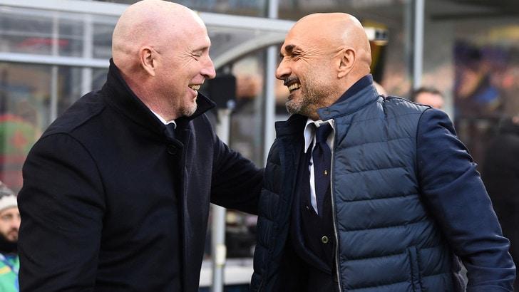 Serie A Chievo, Maran: «Merito all'Inter: può vincere il campionato»