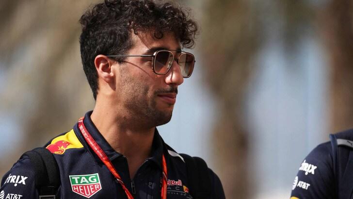 F1 Red Bull, Ricciardo: «Hamilton, tre titoli impossibili senza la Mercedes»
