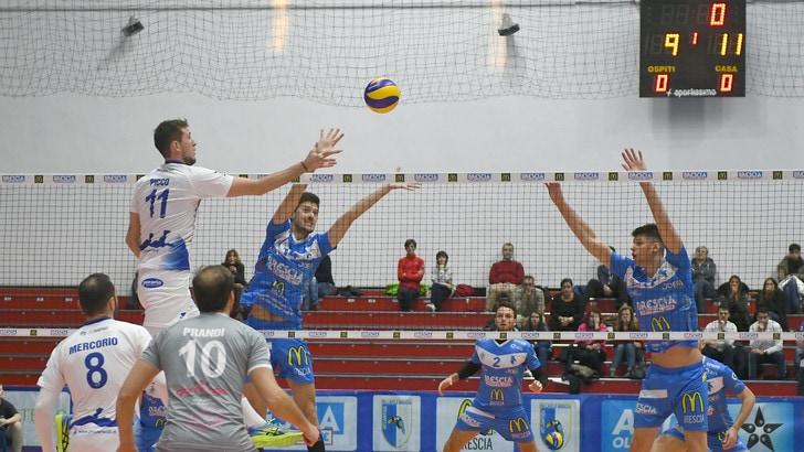Volley: A2 Maschile, Girone Blu: Cade Tuscania, Spoleto si avvicina