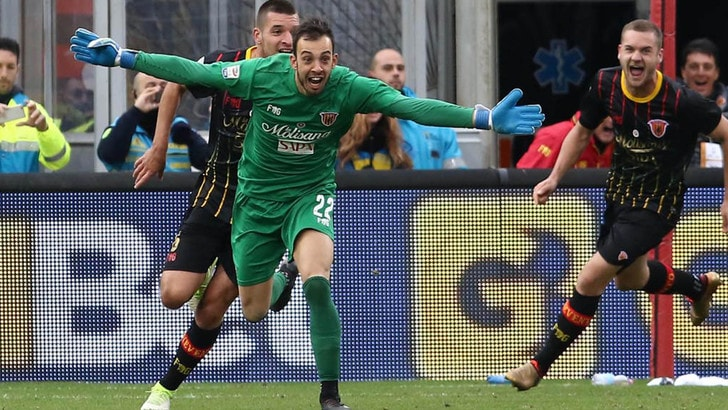 Serie A, Benevento: a 9,50 l'impresa salvezza