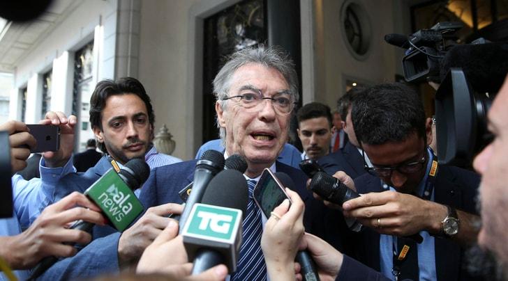 Inter, Moratti: «Lo scudetto è possibile»