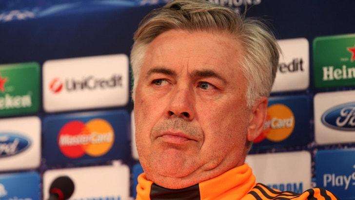 Ct Italia, Ancelotti più lontano: panchina a 4,50