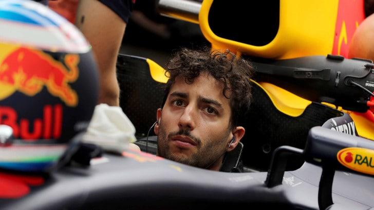 F1, Ricciardo: «Deciderò con calma il mio futuro»