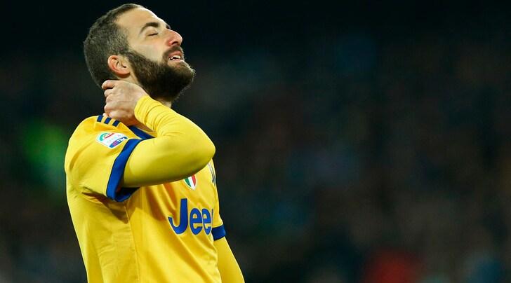 Juventus, Costacurta bacchetta Higuain: «Non sarà mai un leader naturale»