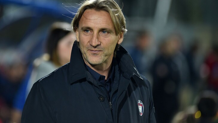 Serie A Crotone, Nicola: «Resto sereno, ho fiducia nei ragazzi»