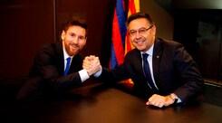 Messi, rinnovo shock: 350 milioni dal Barcellona!