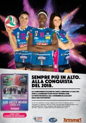 Calendario Igor Volley Novara