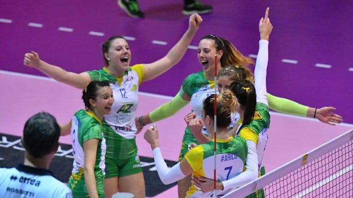 Volley: A2 Femminile, Olbia-Orvieto apre la 13a giornata