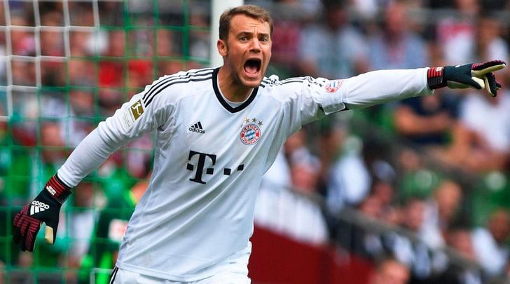 France Football: «Neuer è il miglior portiere del mondo»
