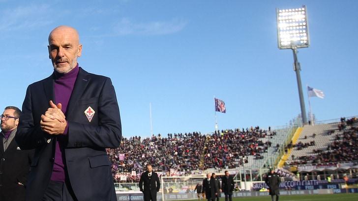Serie A Fiorentina, Pioli elogia Chiesa: «Ha grandi qualità»