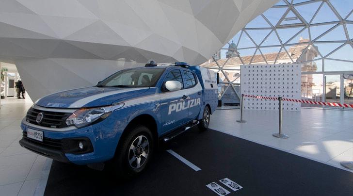 Fiat Professional e Polizia Scientifica insieme contro il crimine