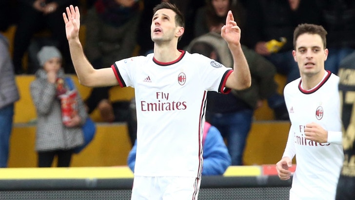 Europa League Milan, i convocati: out Suso e Kalinic