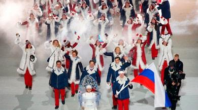 Doping, Olimpiadi invernali: Cio esclude la Russia, non gli atleti