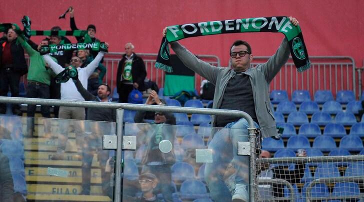 Coppa Italia: Il Pordenone lancia ilcountdown su Twitter per la sfida contro l'Inter