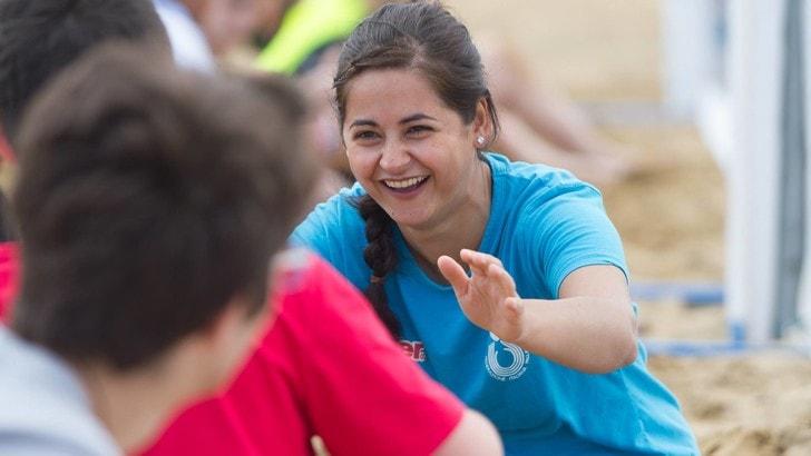 Sitting Volley: Nadia Bala sarà la testimonial Fipav per il Sitting