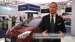 Peugeot, la regina del rally al Motor Show 2017