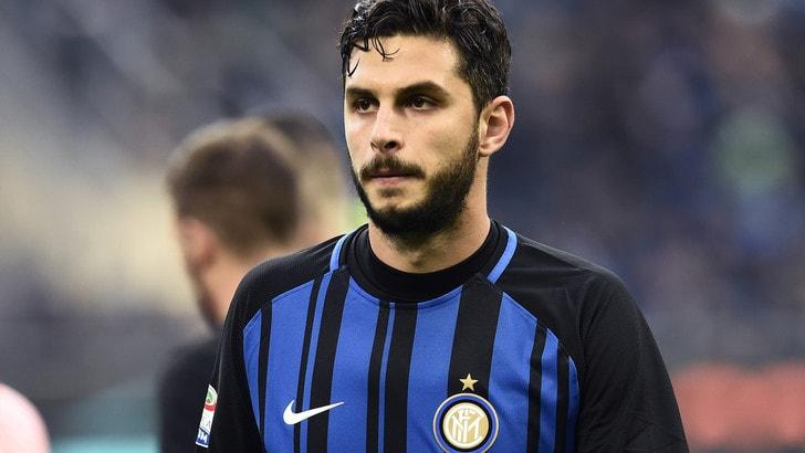 Serie A Inter Ranocchia 171 Testa Al Derby D Italia