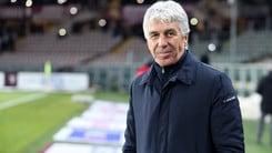 Europa League Atalanta, Gasperini: «Lione? Test importante»