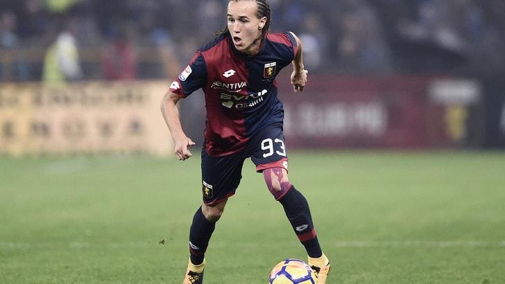 Serie A Genoa, per Laxalt trauma contusivo