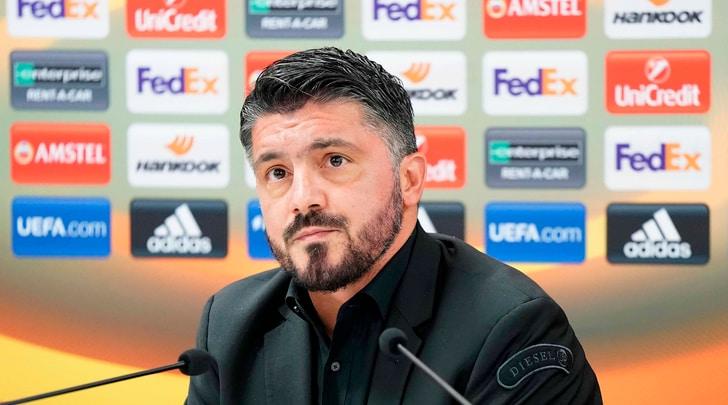 Gattuso: «Il Milan deve sbloccarsi a livello mentale»