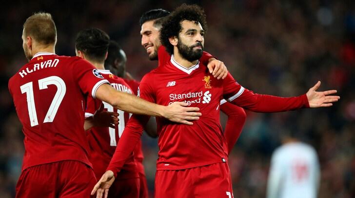 Champions League, gli altri risultati: quattro inglesi (su cinque) vincono i rispettivi gironi