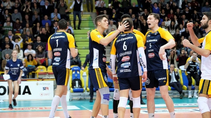 Volley: Cev Cup, Verona vince l'andata dei 16i sul campo del Ribnica