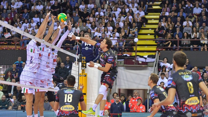 Volley: Champions League il derby italiano lo vince Perugia