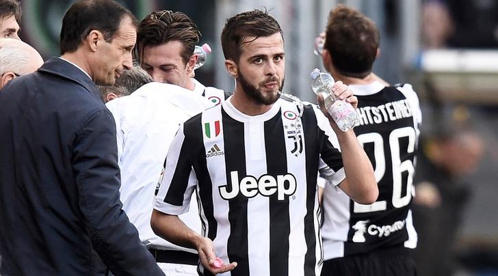Juventus, contro l'Inter guida Pjanic. Allegri ripensa a Mandzukic