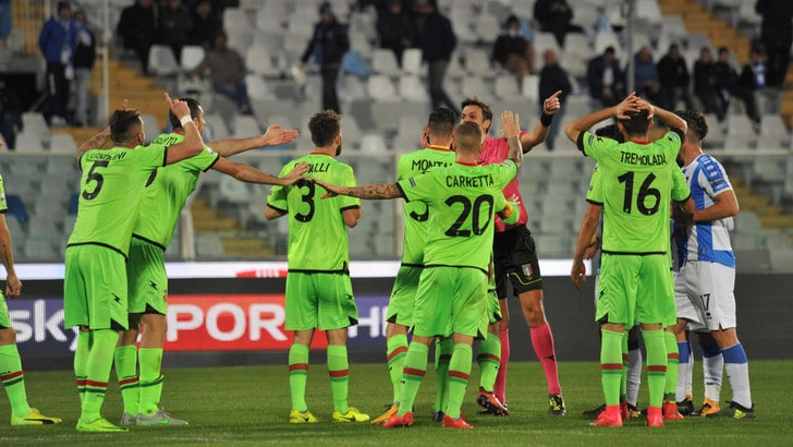Serie B, Ternana-Parma: il pari intriga a 3,05