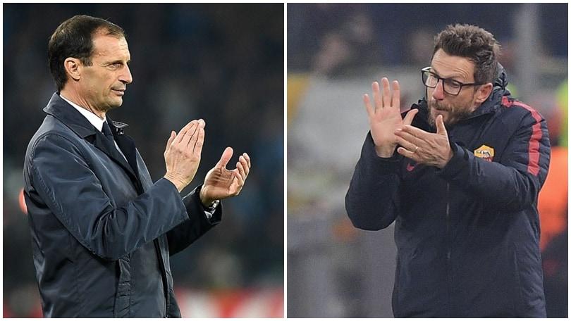 Champions League, le avversarie più probabili di Juventus e Roma agli ottavi